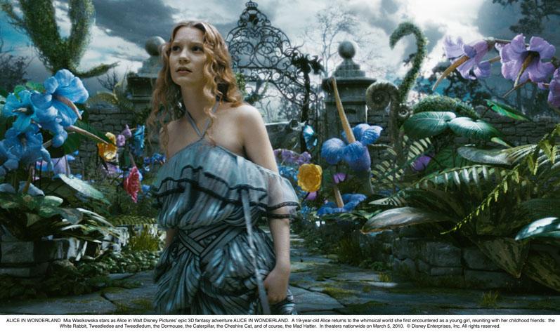 Alicia en el país de las Maravillas [2010]
